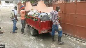 collecte des déchets PM