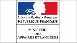 Ministere affaires etrangeres