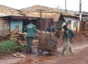 Compostage - Dschang, Cameroun